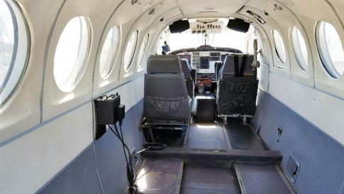 Aircraft for Sale in Virginia: 1980 Beech 200T - 3