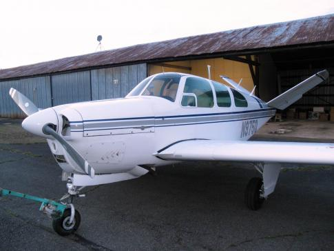 Aircraft for Sale in Washington, United States: 1961 Beech N35 Bonanza