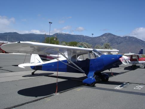 1947 Piper PA-12 Super Cruiser for Sale in Minden, Nevada, United States (NV)