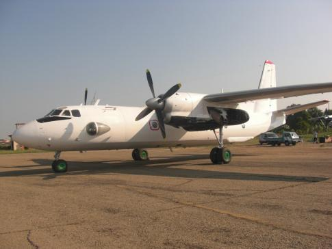 Aircraft for Sale/ Lease in Cambodia: 1983 Antonov An-26B Curl