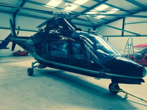 Aircraft for Sale in UK: 1985 Agusta A109A II - 3