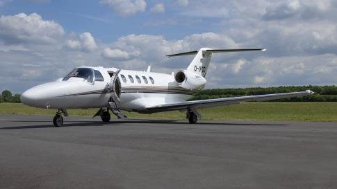 Aircraft for Sale in Germany: 2012 Cessna 525A Citation CJ2+