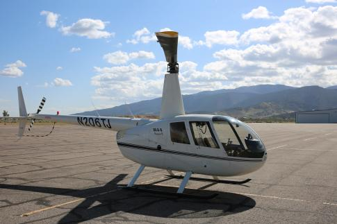 Aircraft for Sale in Cedar City, Utah, United States (CDC): 2006 Robinson R-44 Raven II