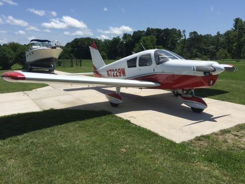Aircraft for Sale in Ozark, United States (18MO): 1963 Piper PA-28-180 Cherokee