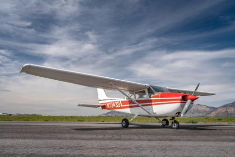 Aircraft for Sale in United States: 1976 Cessna 172M Skyhawk II