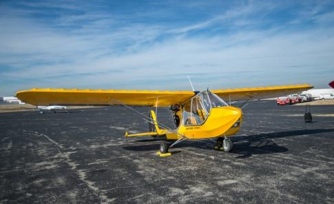 Aircraft for Sale in United States: 2005 US Light Aircraft Hornet