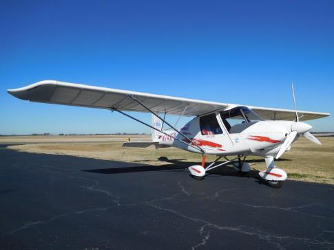 Aircraft for Sale in United States: 2006 Comco Ikarus C-42E Ikarus