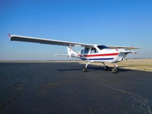 Aircraft for Sale in United States: 2009 Jabiru J230