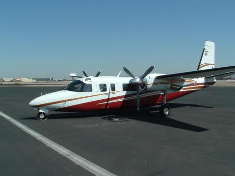 Aircraft for Sale in Phoenix, Arizona, United States (PHX): 1981 Aero Commander 690C-10 Jetprop 840