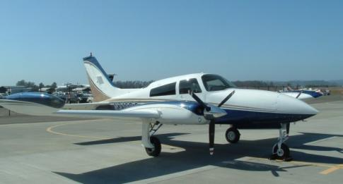 1975 Cessna 310R for Sale in Phoenix, Arizona, United States (KDVT)