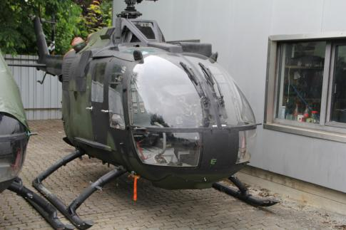1980 Eurocopter Bo 105 for Sale in Meschede, D, Germany