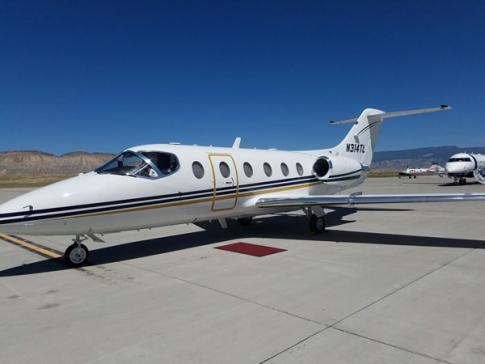 1998 Beech 400A Beechjet for Sale in Dallas, Texas, United States
