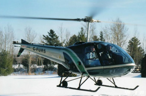 Aircraft for Sale in Valcourt, Quebec, Canada (CSQ3): 1977 Enstrom F-280C