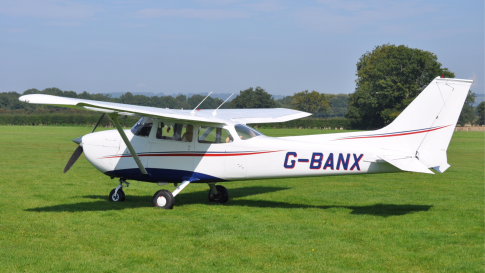 Aircraft for Share in Biggin Hill, Kent, United Kingdom (EGKB): 1972 Cessna 172H