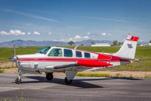 Aircraft for Sale in United States: 1981 Beech Bonanza