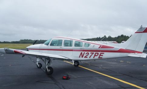Aircraft for Sale in United States: 1978 Beech C24R Sierra 200