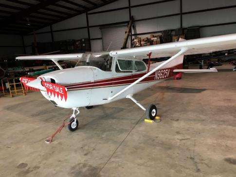 Aircraft for Sale in CROWLEY, Texas, United States (TX): 1975 Cessna 172M