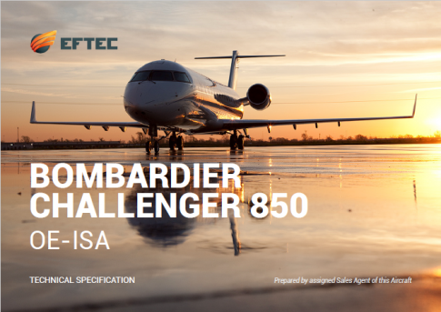 Aircraft for Sale in Austria: 2007 Bombardier Challenger 850