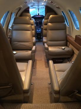 Aircraft for Sale in Port Orange, Florida, United States (7FL6): 1983 Cessna 501 Citation I/SP