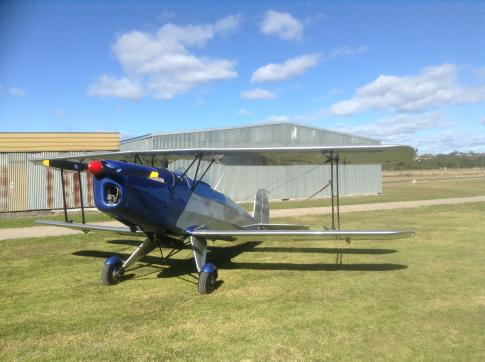 1998 Bucker Jungmann for Sale in Grafton, NSW, Australia (2460)