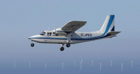 Aircraft for Sale in UK: 1976 Britten Norman BN2A-20 - 1