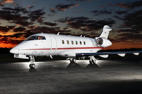 Aircraft for Sale in Bedford, Massachusetts, United States: 2008 Bombardier Challenger 300