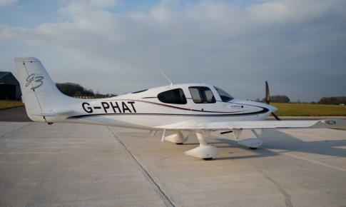 Aircraft for Sale in uk, berkshire, United Kingdom (EGLK): 2008 Cirrus SR-20G3