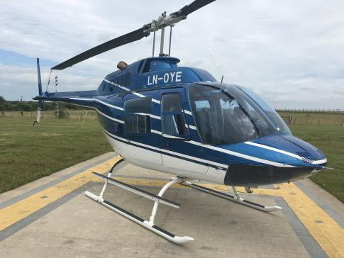 Aircraft for Sale in United Kingdom: 1985 Bell 206B3 JetRanger III
