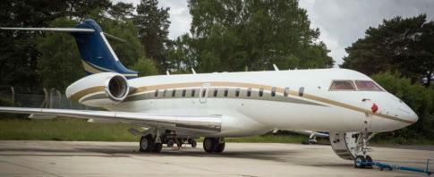 Aircraft for Sale in Canada: 2009 Bombardier Global 5000 - 1