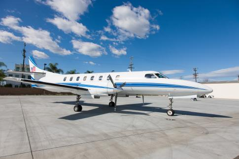Aircraft for Sale in Midland, Texas, United States: 1974 Fairchild Swearingen SA227-AT Merlin IVA