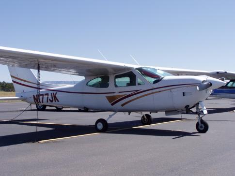 Aircraft for Sale/ Share in Payson, Arizona, United States (KPAN): 1973 Cessna 177 Cardinal