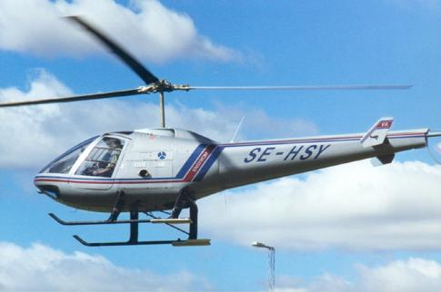 Aircraft for Sale in Sweden (ESSN): 1988 Enstrom F-280FX