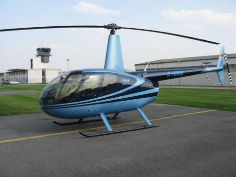 2004 Robinson R-44 Raven II for Sale in Freiburg, Southwest, Germany (EDTF)
