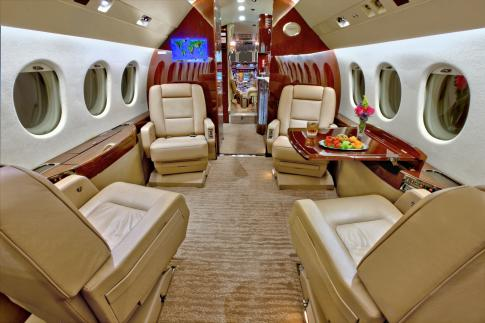 Aircraft for Sale in Texas: 1998 Dassault 900EX - 3