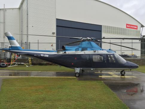 Aircraft for Sale/ Swap/ Trade in NSW, Australia: 1993 Agusta A109K II