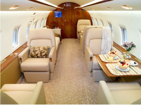 Aircraft for Sale in Singapore: 2005 Bombardier CL-604 Challenger 604
