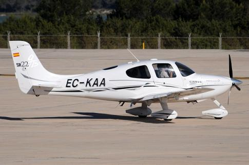 Aircraft for Sale in Spain: 2006 Cirrus SR-22GTS