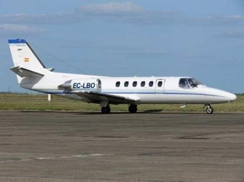 Aircraft for Sale in Spain: 1990 Cessna 550 Citation II
