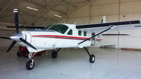 Aircraft for Sale in Louisburg, North Carolina, United States: 1994 Cessna 208B Grand Caravan