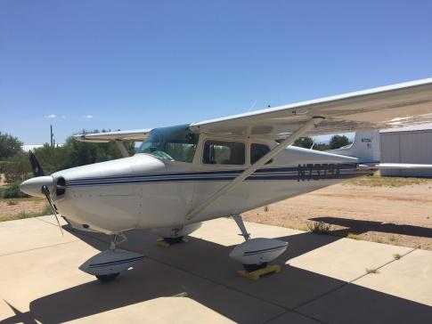 Aircraft for Sale in Marana, Arizona, United States (AZ63): 1957 Cessna 172
