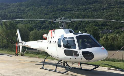 Aircraft for Sale in United Arab Emirates: 2016 Eurocopter AS 350B3e Ecureuil
