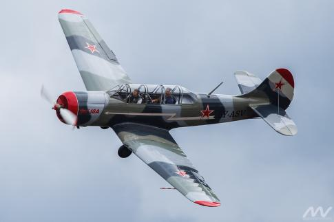 Aircraft for Sale in Vilnius, Lithuania (EYVP): 1963 Yakovlev YAK-18A