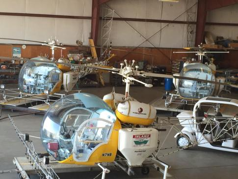 Aircraft for Sale in Shafter, California, United States (9326): 1970 Bell 47G-4A