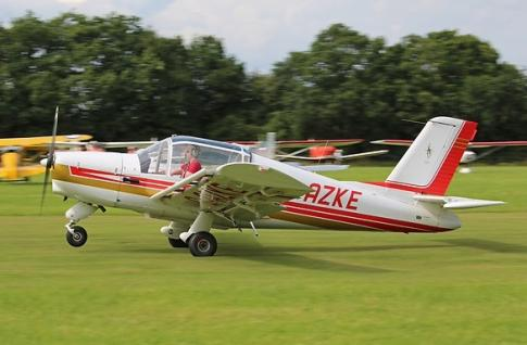 Aircraft for Sale in Coventry, United Kingdom (EGBE): 1972 Morane-Saulnier MS.880B Rallye Club