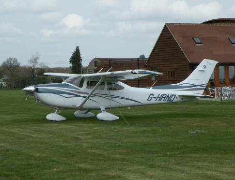 Aircraft for Sale in Denham, United Kingdom (EGLD): 2007 Cessna 182T Skylane