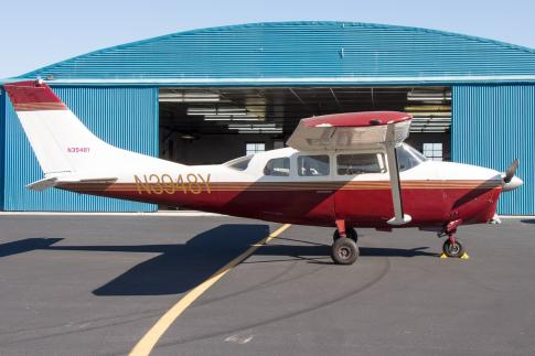 Aircraft for Sale in Murfreesboro, Tennessee, United States (KMBT): 1964 Cessna 210D Centurion