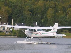 Aircraft for Sale in St-Zénon, Quebec, Canada: 1968 Cessna 172E