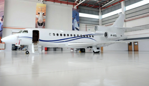 Aircraft for Sale in Singapore: 2012 Dassault 7X