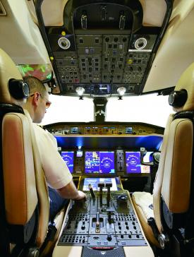 Aircraft for Sale in USA: 2012 Bombardier Global 6000 - 2