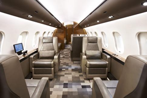 Aircraft for Sale in USA: 2012 Bombardier Global 6000 - 3